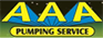 AAA Pumping Service