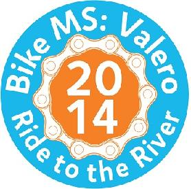 2014 Bike MS: Valero Ride to the River  Inspection Time